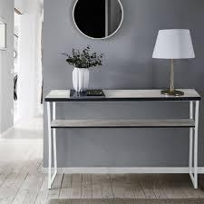 bureau avec tiroir pas cher console meuble table bureau etages en bois achat vente design miroir