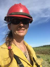 Fires Near Alaska by All Woman Engine Crew Makes History On Tetlin River Fire Ak Fire