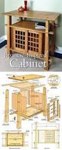 Woodworking Plans Bedside Table by 3034 Best Furniture Plans Images On Pinterest Woodwork