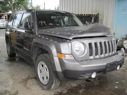 dark gray jeep patriot 2014 jeep patriot parts car stk r11128 autogator sacramento ca