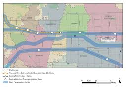 Los Angeles Metro Rail System Map by Pages Los Angeles San Bernardino Inter County Transit And Rail Study