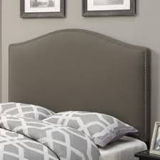 Brushed Nickel Headboard Victoria Vant Panels Cushioned Wall Panels Style Decor