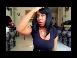 utube bump hair in a bob sensationnel bump quick weave bob under 20 youtube