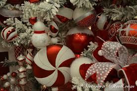Polar Bear Decorations For Christmas peppermint polar bear u2013 christmas tree victorian stroll
