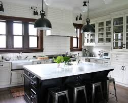 Kitchen Enchanting Kitchens With White Cabinets In Your Room - White kitchen cabinet pictures