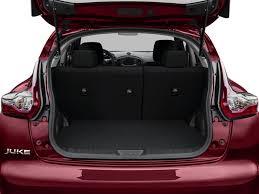 nissan juke trunk space 2017 nissan juke price trims options specs photos reviews