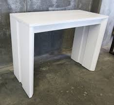 Extendable Bar Table Expandable Console Table Home Furnishings