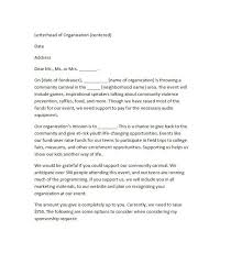 best 25 sponsorship letter ideas on pinterest fundraising