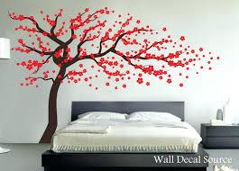 paris wall decor eiffel tower themed bedroom decor best ideas wall art decals paris red cherry blossom tree wall decal vinyl wall decor wall tree decal