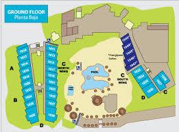 resort floor plan site plans costa linda beach resort