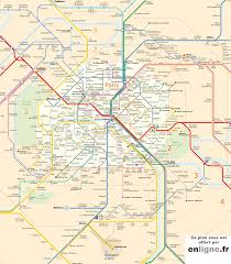 Map Paris France by