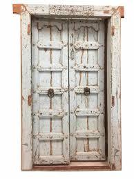 shabby chic doors antique welcome doors blue wedding vintage shabby chic door