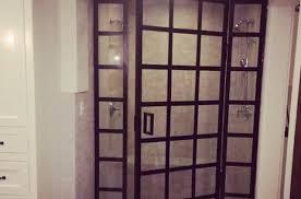 steel framed shower doors anderson glass