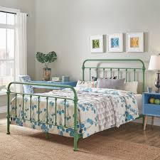 Bedroom Furniture Manufacturers Nottingham Weston Home Nottingham Metal Bed Multiple Sizes And Colors
