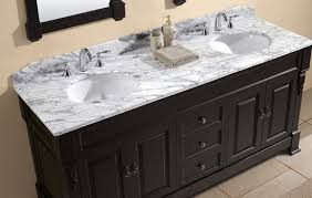 Marble Top Bathroom Cabinet Bathroom Vanities With Marble Top Black Bathroom Vanity With