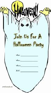 free printable halloween invitations free halloween party