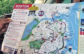 charleston trolley map maps update 21051488 boston city map tourist boston printable