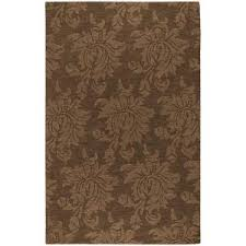 Sofia Area Rug Home Decorators Collection Sofia Brown 8 Ft X 10 Ft Area Rug