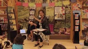 Barnes And Noble In Burbank Señora Jackie Reads And Sings Pio Peep Selected By Alma Flor