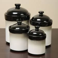 kitchen canisters black pin by indiana on canisters kitchen canisters