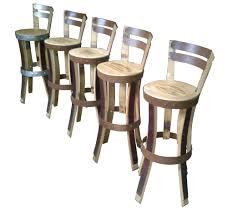 chaises hautes cuisine mobilier de bar chaise haute pesonnalisable en teinte et hauteur d