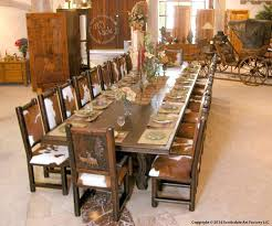 Western Style Dining Room Sets Western Style Home Decor Spectacular Western Dining Room Chairs In