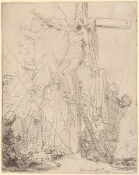 the descent from the cross a sketch rembrandt prints online