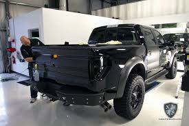 Ford Raptor Truck Bed - ford svt raptor matte satin wrap and custom graphics at