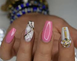 how to do acrylic nails 51 cool acrylic nail designs to try glowsly