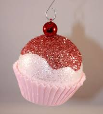diy ornaments diy cupcake ornament