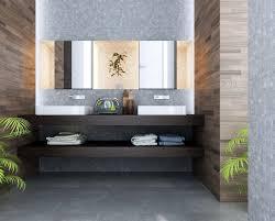 Bathroom Cabinet With Towel Rack Bathroom Awesome Modern Bathroom Vanity Unit With Dark Wood Towel