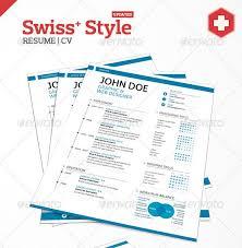 Indesign Resume Template 37 Stylish Resume Templates Pixelpush Design