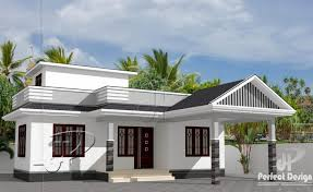 home desig 2 bhk single floor home design at 734 sq ft interior home plan