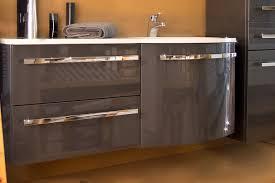 badezimmer ausstellungsstücke das m team badmöbel 120 cm breit anthrazit mit gedämpften
