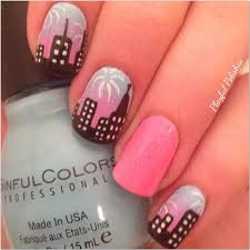 playful polishes new years nails