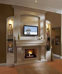 wall fireplace bedroom white corner fireplace designs tv yellow