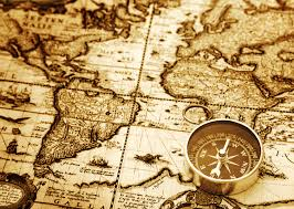 Map With Compass Your Internal Compass Huffpost
