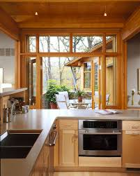 kitchen architect designed lindal home in innsbrook mo flickr