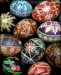 ukrainian decorated eggs ukrainian pysanky egg decorating at river arts boothbay register
