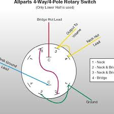 table lamp 3 way rotary switch wiring diagram table wiring diagrams