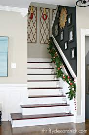welcome to our christmas home tour two from thrifty decor