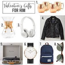 Gift Ideas For Him Valentine U0027s Gift Ideas For Him Happily Howards