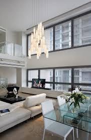 beige area rug modern foyer chandeliers contemporary san diego