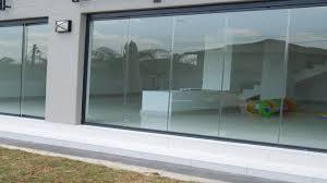 frameless glass doors frameless glass storefront door