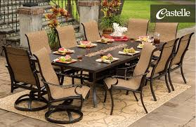 Rectangle Fire Pit Table Fire Tables For Dining The Hottest Trend In Fire Pits Rich U0027s