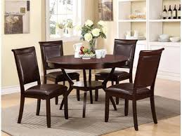 5 piece table and chair set brooke 5 piece dining table and chair set
