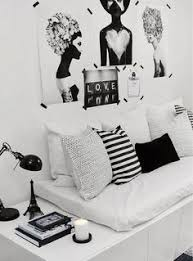 Home Decor Black And White The Black And White Striped Wall Studio Walls And Black