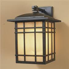 Mission Style Outdoor Lighting Amazing Craftsman Style Exterior