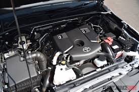 Does Toyota Make Diesel Engines 2016 Toyota Fortuner Gx Review Video Performancedrive