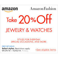 when is amazon black friday 2017 deal 20 off jewelry and watches at amazon black friday 2017
